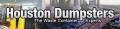 Houston Dumpsters