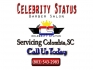 Celebrity Status Barber Salon