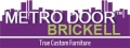 Metro Door Brickell Custom Furniture