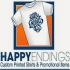 Happy Endings Custom Printed Shirts & Promotional Items