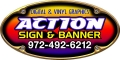 Action Sign & Banner