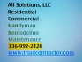All Solutions, LLC