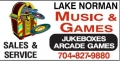 Lake Norman Music and Games