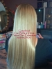 Hair extension by ciao bella fusion hair extensions