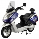 700 Watt Electric Moped Bike with Lithium Ion Batteries - 35 Mile Range