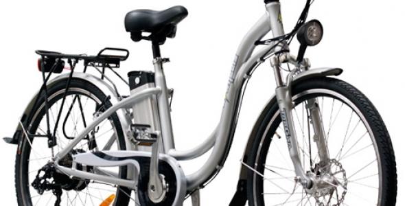 Premium Beach Cruiser Electric Bicycle