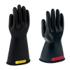 Class 2 - 17000 volts - rubber insulating gloves
