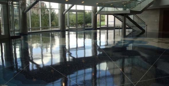 Ultra Durable Floor Coating
