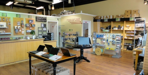 Our new Telegraph location offers a clean and friendly shopping experience.