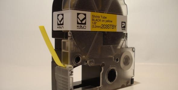 K-Sun Shrink Tube Tapes