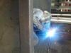 Mig/tig welding sheet metal