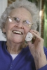 We offer friendly calls for those who do not want or need a caregiver on-site.