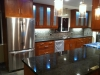 This was a full kitchen remodel