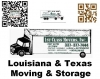 1st class movers & storage for louisiana and texas