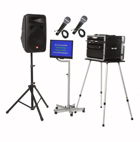 karaoke machine rentals los angeles