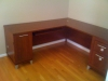 Furniture assembled at our customers site