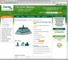 Flexrake - ecommerce website