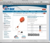 Keybak - ecommerce website: keybak.com is an employee owned company that manufactures and distributes key safety and security products. they are most famous for the original key-bak® self-retracting key reel. key-bak® came to us to redesign their website. it suffered from poor navigation and confusing product categorization. think tank designs quickly created a new website design and solved the navigational issues.