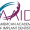 American academy of implant dentistry logo dental clinic anchorage