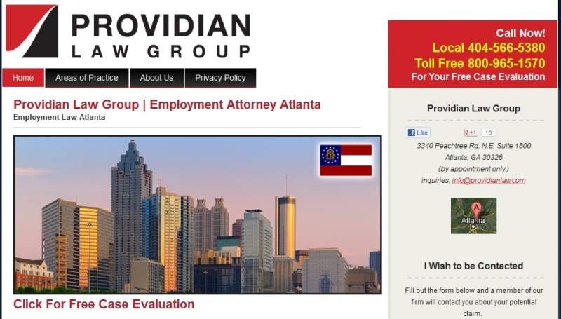 Providian Law Group - Atlanta
