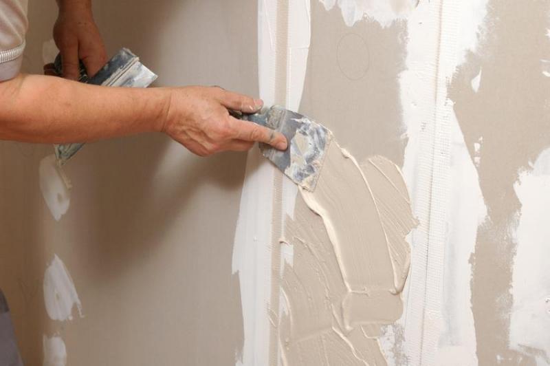 Как шпаклевать стены своими руками по гипсокартону