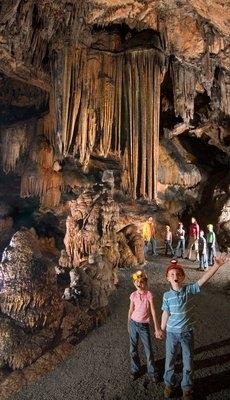 Desoto Caverns Tours
