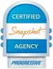 Progressive snapshot certified agent