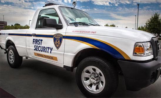 First Security Services San Jose California