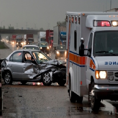 Car Accident: Car Accident In Bullard Texas