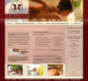 Massage therapy website design, massage therapy websites