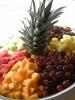 Catering central fruit platter