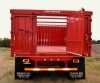Another picture of our donahue grain trailer.