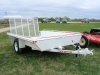One of our donahue utility trailers.