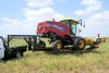 The donahue exg-212 swather carrier.