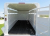 We offer rumber flooring for our stock trailers.
