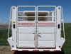Our donahue ranch hand trailer.