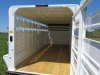 Another view of our donahue stock trailer.