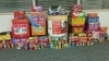 Kansas counselors contributes to harvesters food bank -- feeding families in the kc area!
