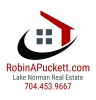 Robin a puckett, lake norman real estate agent