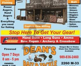 Dean's Bait & Tackle Inc