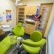 State of the art dental equipment in the operatory at Anchorage Midtown Dental Center