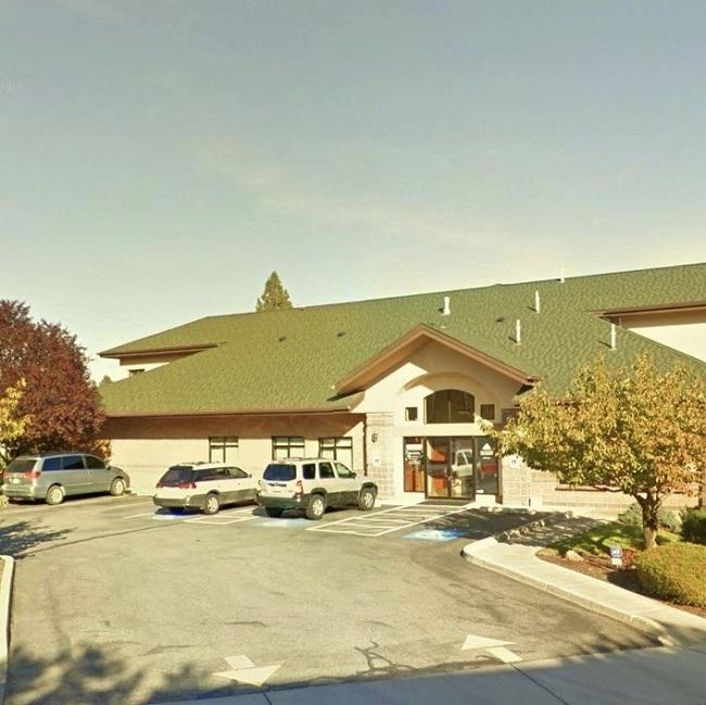 Exterior view of Spokane dental implant center Max Molgard DDS