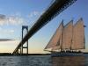 Classic harbor line's schooner adirondack