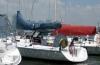 """J/105 """"gratitude"""" - used for coastal sailing courses."""