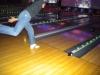 My dad bowling