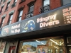 Stingray divers