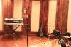 Live room at innovative music studios
