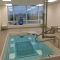 Wspt hydroworx therapy pool - the only 1 of its kind in the bronx and nyc metro area - rehab pool with built-in treadmill