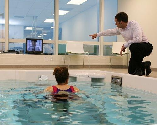 Aquatic Therapy @ WSPT