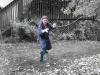 Anshu teaching classical ninja weapon - kusarigama